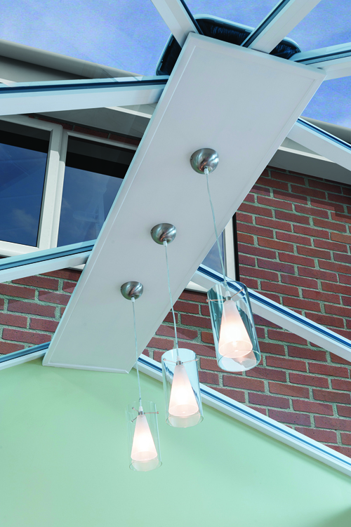 Ultraframe Launches Clever Lighting Solution Windows