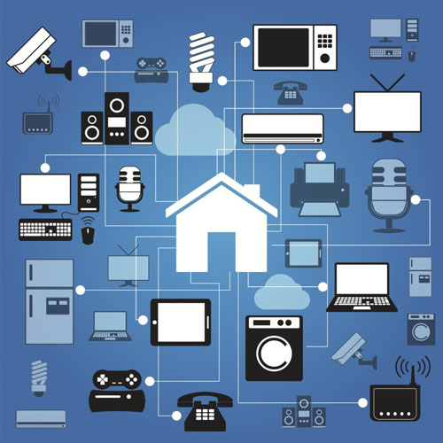 Gadget crazy society will influence the window industry of for Smart home technology 2014