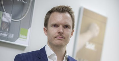Gareth Mobley, CEO, Residence Collection