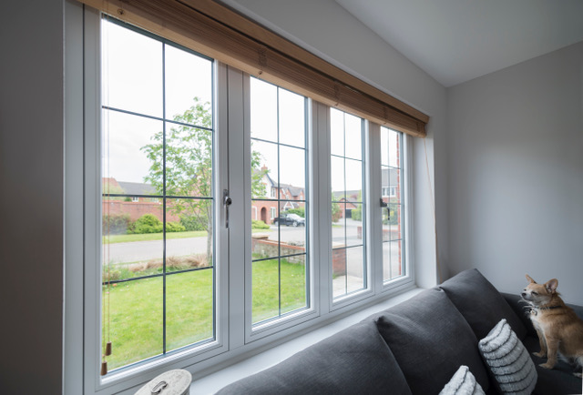Castle building products launches residence 7 unique 75mm for Highest r value windows 2017