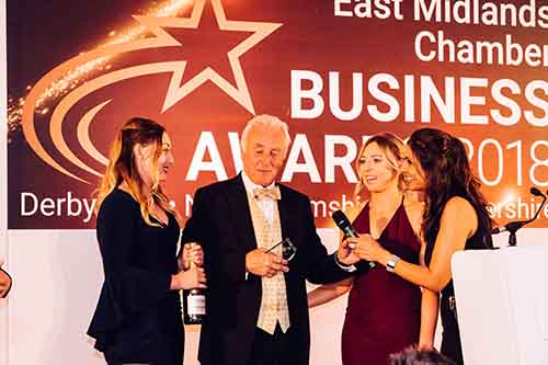 Double Win for Frame Fast UK at Top Business Awards