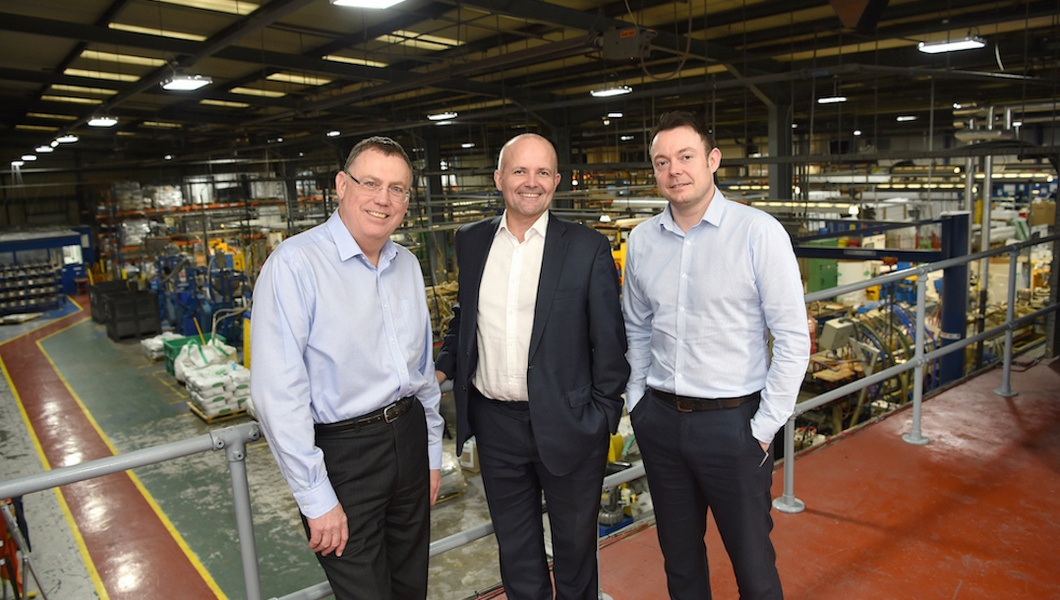 Management Buy Out At Quantum Profile Systems Backed By